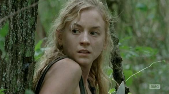 Beth photo The Walking Dead season 5