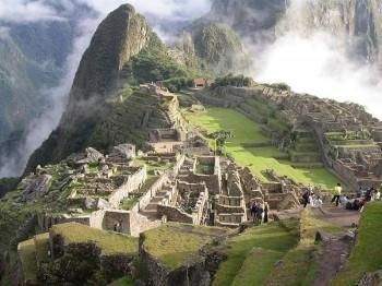City of Machu Pichu photo/Keokan via wikimedia commons