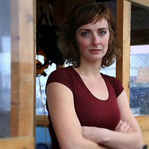 Emily Riedel portrait