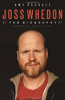 Joss Whedon biography book cover