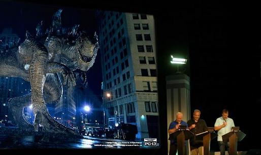 RiffZilla Rifftrax Godzilla LIVE