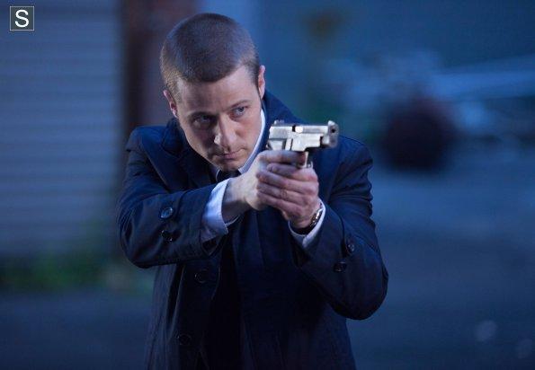 Ben McKenzie as Jim Gordon Gotham ep 3 photo