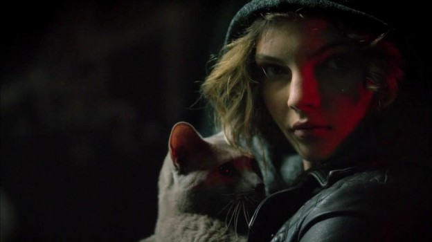 Camren Bicondova as Selina Kyle Catwoman Gotam