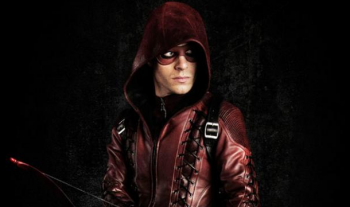 Colton Haynes as Arsenal in Arrow season 3