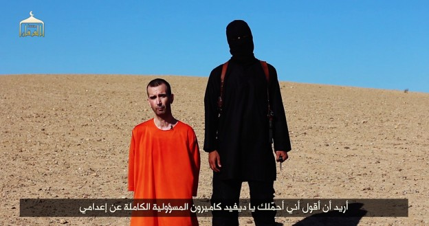 David Haines beheaded by ISIS in new video