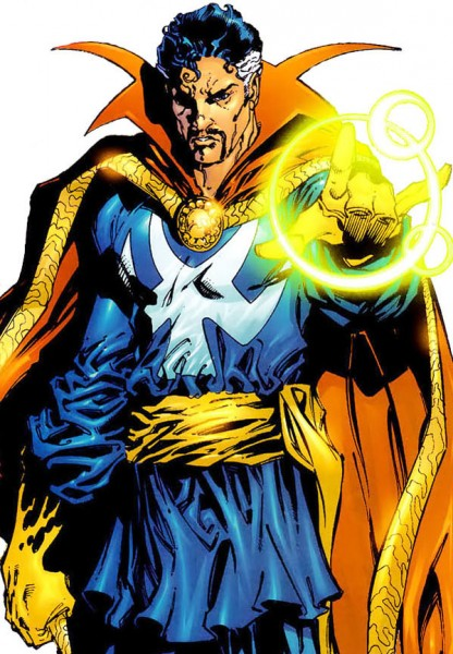 Doctor strange Marvel Comics image