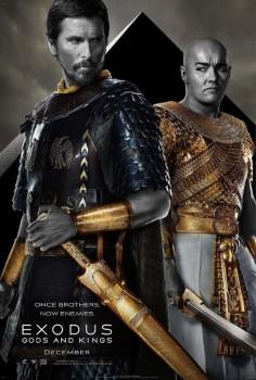 Exodus-Gods-and-Kings-Poster-Christian Bale-and-Joel Edgerton