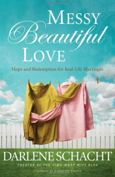 Messy Beautiful Love book cover