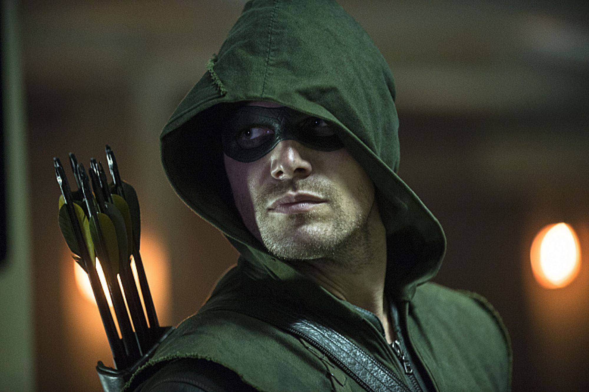 NYCC 2014: Stephen Amell talks 'Arrow' season 3, the death ...