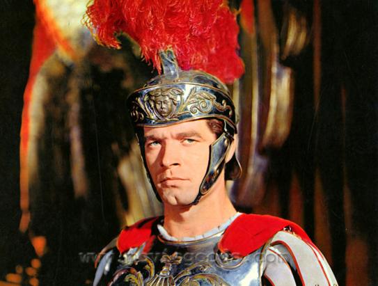 Stephen Boyd as Messala in Ben-Hur