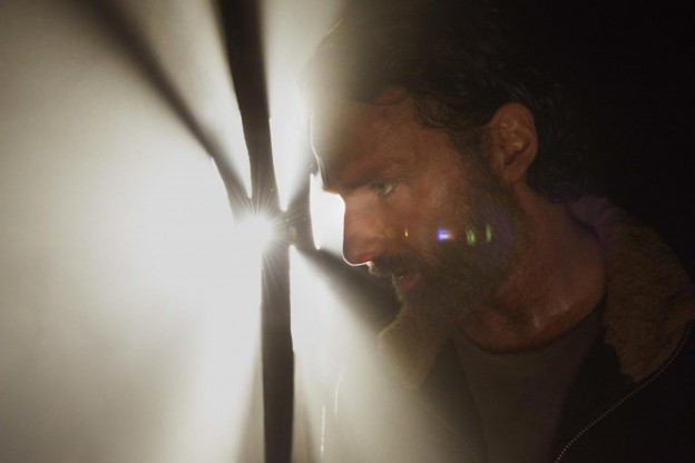 Walking Dead season 5 photo Andrew Lincoln as Rick