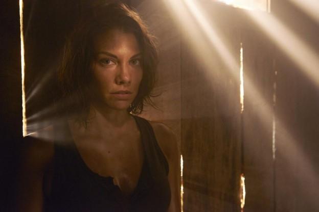 Walking Dead season 5 photo Lauren Cohan as Maggie