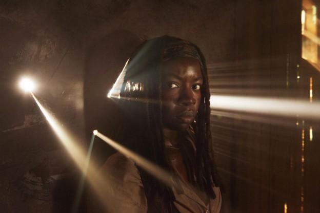 Walking Dead season 5 photo Michonne