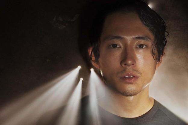 Walking Dead season 5 photo Steven Yeun as Glenn