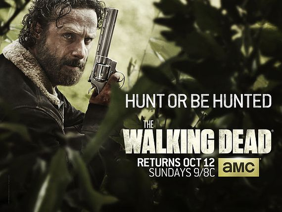 twd-the-walking-dead-season-5-andrew Lincoln as Rick ad banner