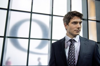 Brandon Routh as Ray Palmer Atom Arrow season 3