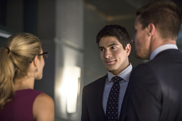 Brandon routh arrow season 3 photo