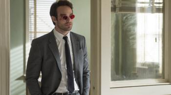 Charlie Cox as Matt Murdock in Marvel's Daredevil