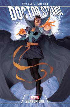 Doctor Strange season one comic book cover