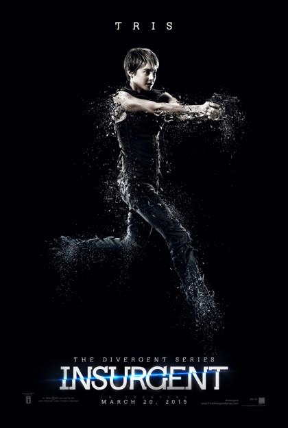 Insurgent Shailene Woodley poster