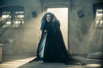 IntoThe Woods Meryl Streep as The Witch
