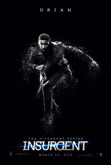 Keiynan Lonsdale as Uriah Insurgent motion poster