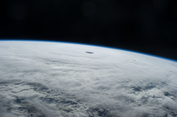 This is an astronaut photo of Supertyphoon Vongfong taken from the International Space Station on Oct. 9, 2014.  Image Credit: NASA JSC/ISS
