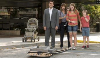 Steve Carell Jennifer Garner Alexander and the terrible horrible no good very bad day