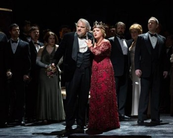 Zeljko Lucic has the title role with soprano Anna Netrebko as Lady Macbeth