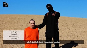 Alan Henning was beheaded by ISIS - their leader has been ID'd as Mohammed Emwazi