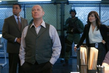 the-blacklist-James Spader and cast