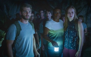 under-the-dome-season-season 2 finale cast photo Mike Vogel