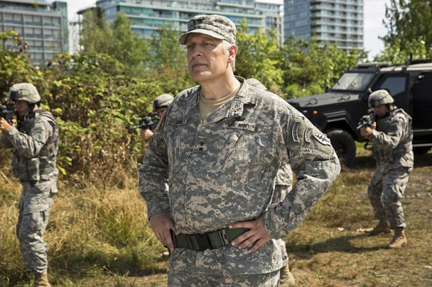 Clancy Brown as Wade Eiling The Flash photo