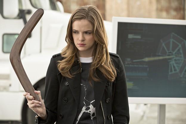 Danielle Panabaker as Caitlin Snow The Flash photo