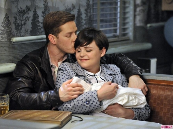 Josh Dallas Ginnifer Goodwin Prince Charming Snow White Once Upon a Time photo 2