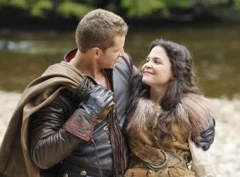 Josh Dallas Ginnifer Goodwin Prince Charming Snow White Once Upon a Time photo