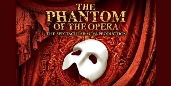 The Phantom of Opera banner