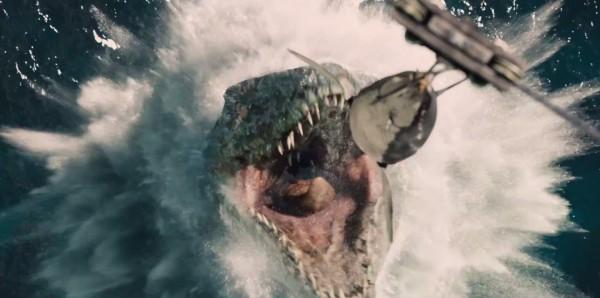 jurassic-world-trailer-giant creature eats shark bait