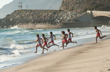 mcfarland-usa-scenic shot running into the ocean