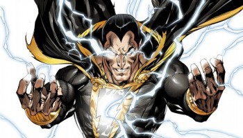 Black Adam DC Comics comic book image
