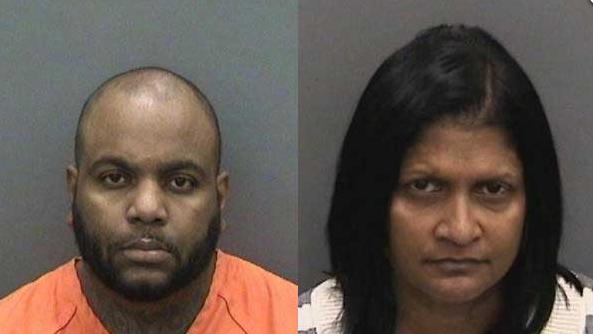 Daniel Palmer Bluma Lantzy wrong way driver Tampa arrested