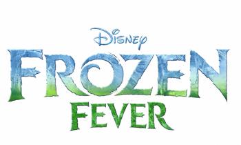 Frozen Fever banner Disney