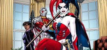 Gallery Futures End_Suicide SquaD hALEY quinn and deadshot in pic