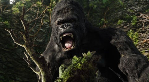 King Kong 2005 movie photo