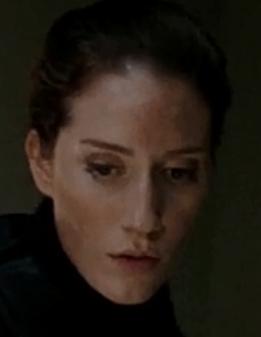 Teri Wyble as Shepard on The Walking Dead season 5 photo