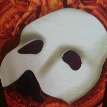 phantom of the opera banner Straz center