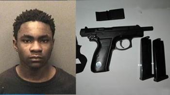 Dallas Robinson Florida teen arrested