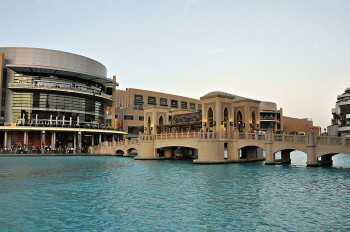 Dubai continues to be a hot spot  pictured/Dubai Mall, the largest mall in the world   photo/Alberto G Rovi via wikimedia commons