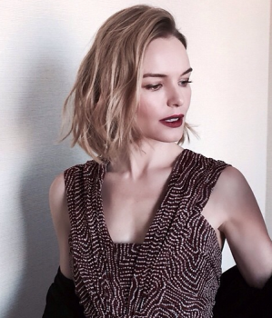 """Kate Bosworth is set for """"90 Minutes in Heaven"""" photo/ Instragram"""