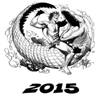 MegaCon 2015 logo!
